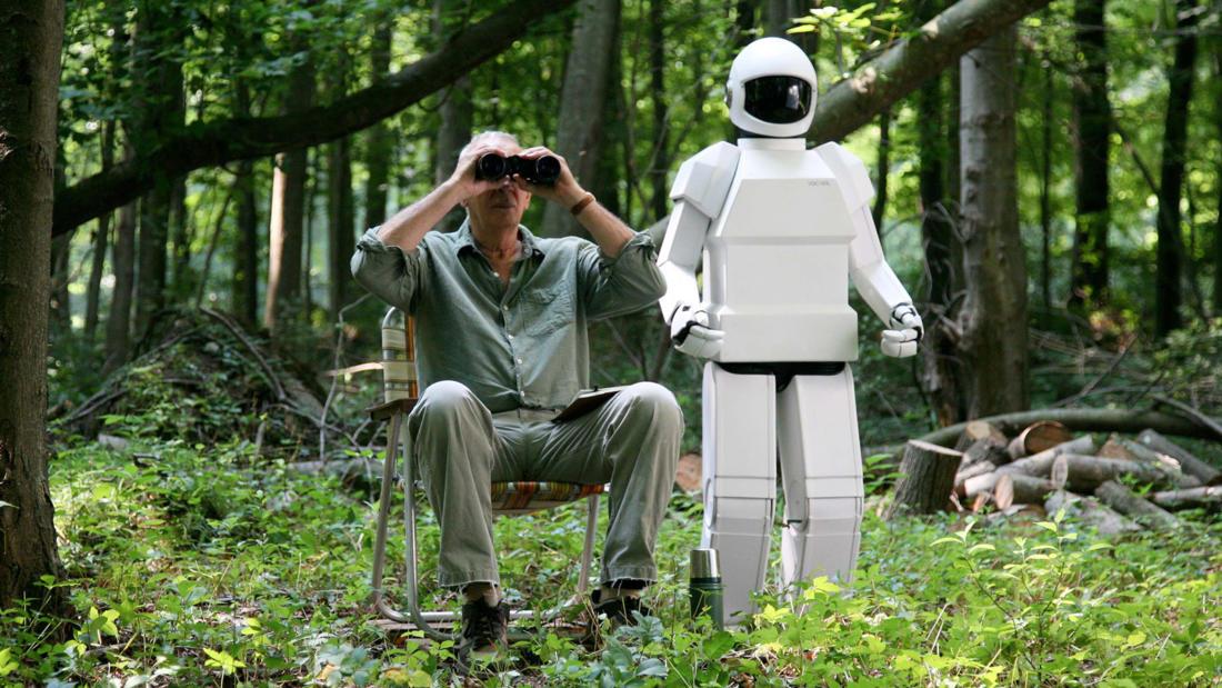 Robot  Frank