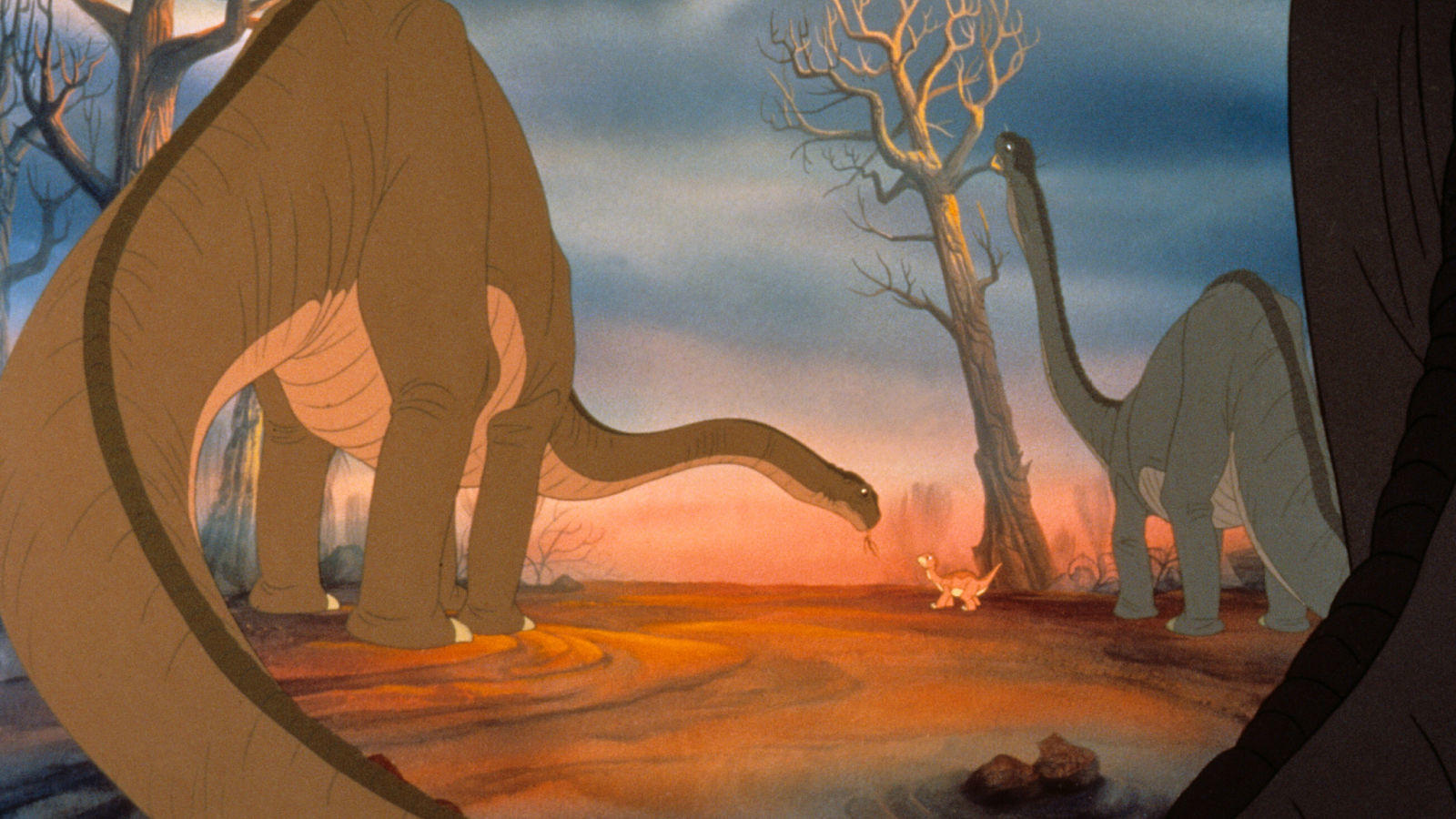 The Land Before Time Science On Screen