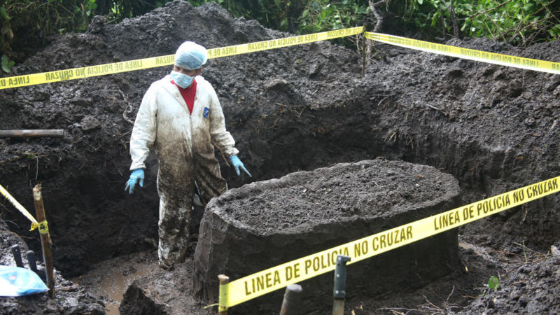 Forensic Anthropology in the Jungle