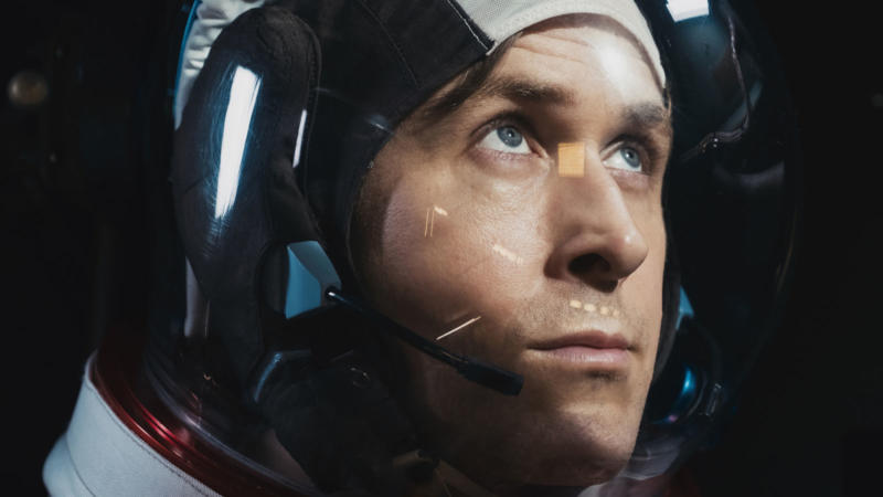 First Man at Michigan Theater