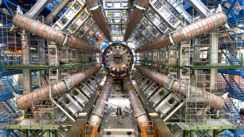 The People Behind the Large Hadron Collider