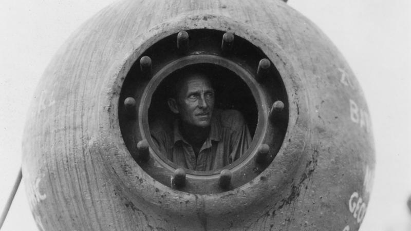 Films from the Bathysphere