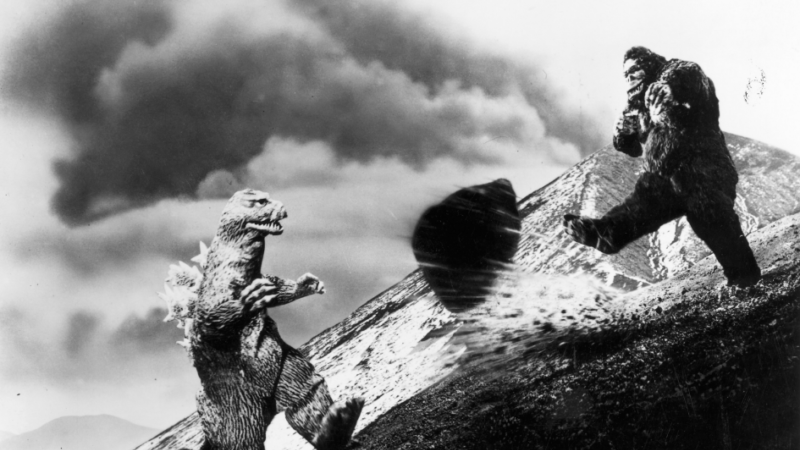 Life as a Titan: Godzilla and King Kong vs. Nature
