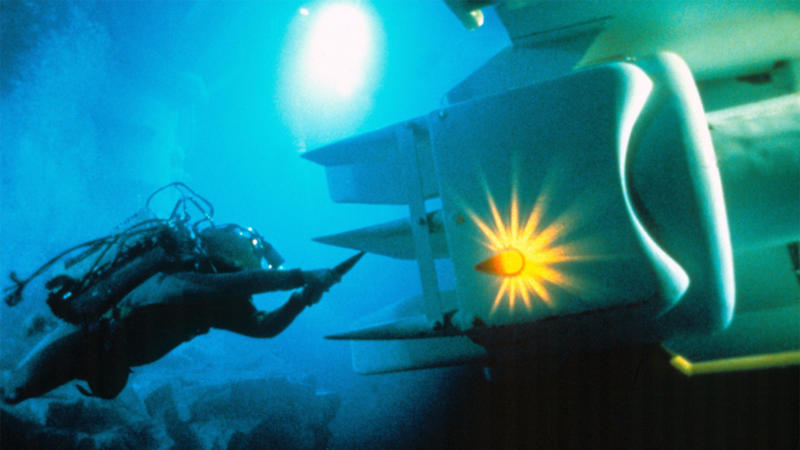 Going off the Deep End: Marine Research Explorations under Alaskan Seas