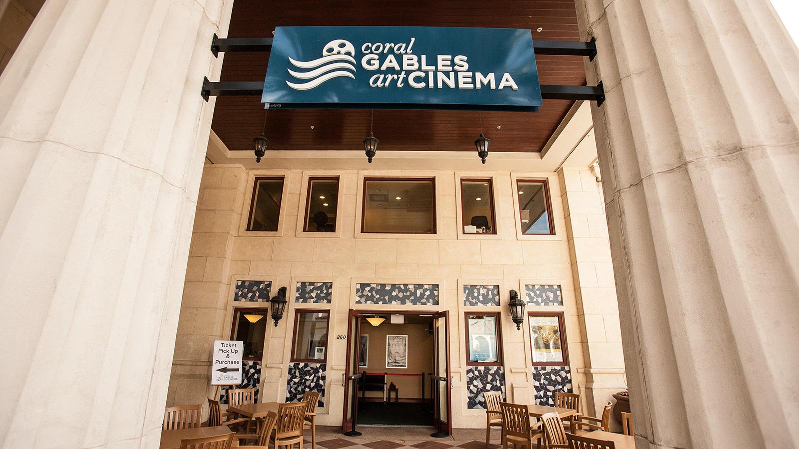 Resultado de imagen para Coral Gables Art Cinema